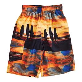 Boy's Swim Trunks - 8-16 (S-XL)