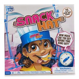 Snack Hat the 3-In-1 Food Hat Game