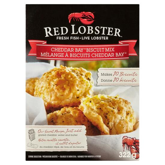 Red Lobster Cheddar Bay Biscuit Mix - 322g