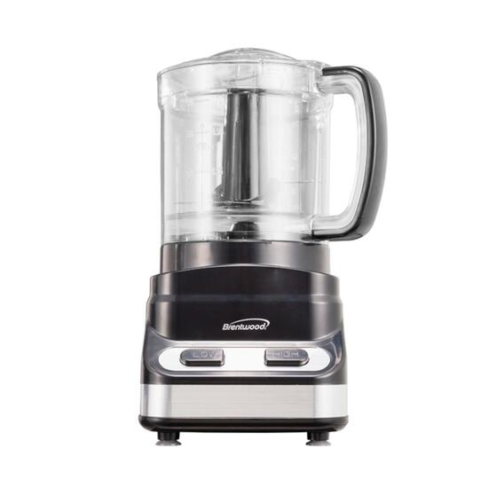 Brentwood Black Mini Food Processor