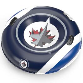 NHL Licensed Winnipeg Jets Snowtube - 37in.