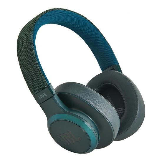 JBL Live 500 Wireless Over-Ear Bluetooth Headphones - Green