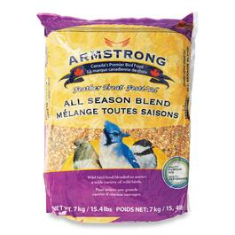 Armstrong All Season Blend Bird Food- 7kg