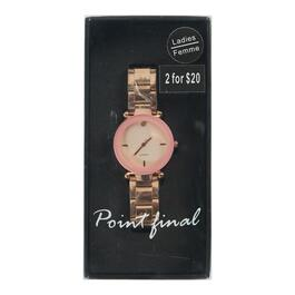Women's Metal Watch