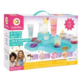 Make It Real Goldie Blox 4-in-1 Glitter Lab