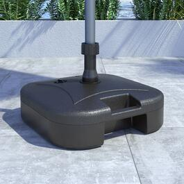 CorLiving Dark Grey Patio Umbrella Base
