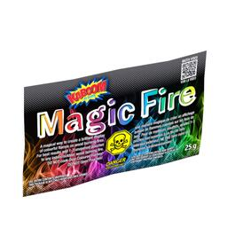 Kaboom Magic Fire