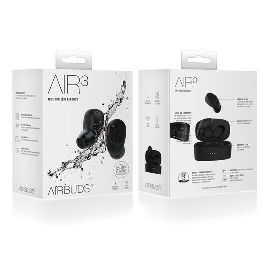 True Wireless Air3 Earbuds