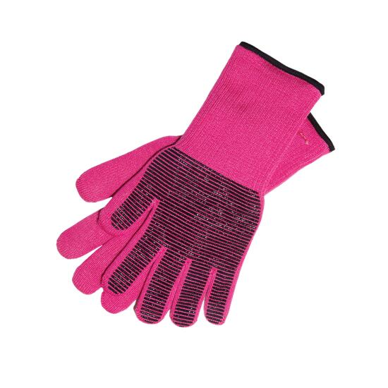My Gourmet Pink Oven Gloves