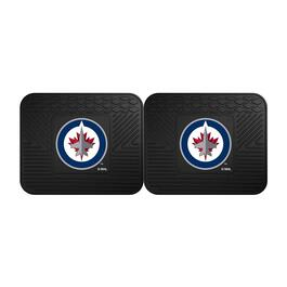 NHL Winnipeg Jets Utility Mat Set - 2pc.