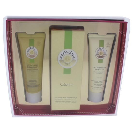 Cédrat by Roger & Gallet Gift Set for Women - 3pc.
