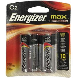 Energizer C Batteries - 2pk.