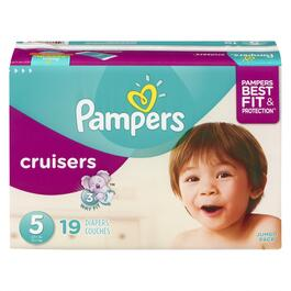 Pampers Cruisers - 19pk.