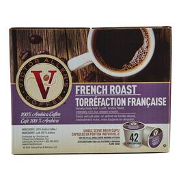 Victor Allen French Roast Keurig Coffee Pods 42pk. - 420g