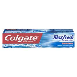Colgate MaxFresh Cool Mint Toothpaste - 150ml