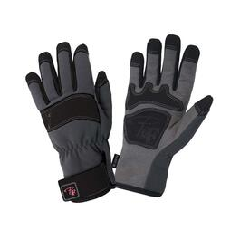 Pilote & Filles Women's Heavy Duty Gloves - Small