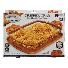 As Seen On TV Gotham Steel Diamond Crisper Tray - 12in.