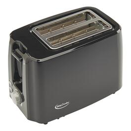 Betty Crocker Black 2-Slice Toaster