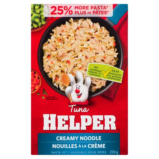 Betty Crocker Tuna Helper Creamy Noodle  - 233g