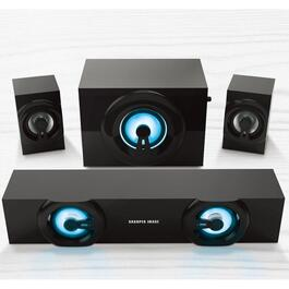 Sharper Image Multimedia Home Theatre System