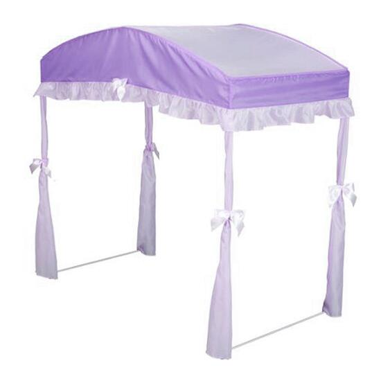 Delta Children Decorative Canopy for Toddler Bed