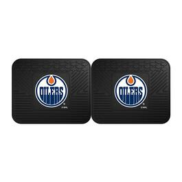 NHL Edmonton Oilers Utility Mat Set - 2pc.
