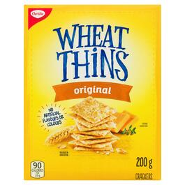 Christie Original Wheat Thins Crackers - 200g