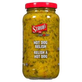 Strub's Hot Dog Relish - 375ml