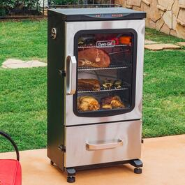 Dyna-Glo Two-Door Digital Bluetooth Electric Smoker - 40in.