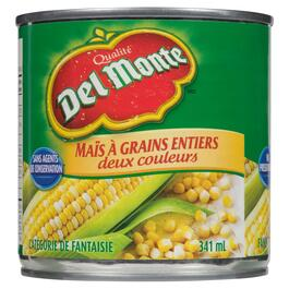 Del Monte Peaches and Cream Whole Kernel Corn - 341ml