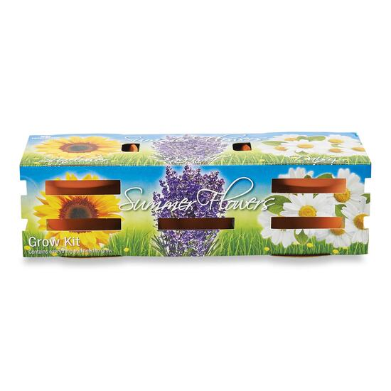 Flower Trio Grow Kit