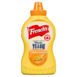French's Classic Sweet Mustard - 400ml