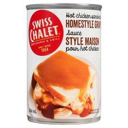 Swiss Chalet Hot Chicken Sandwich Gravy Sauce - 284ml