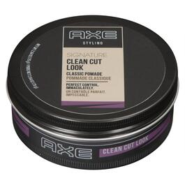 Axe Clean Cut Look Men's Hair Pomade - 75g