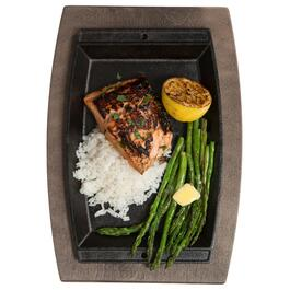 Lodge Cast Iron Rectangular Griddle - 11.6in.