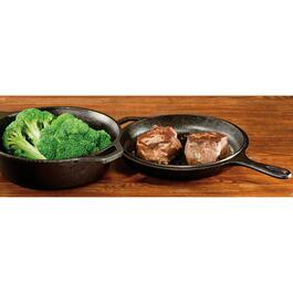 Lodge 3 Quart Black Cast Iron Combo Cooker - 10.25in.