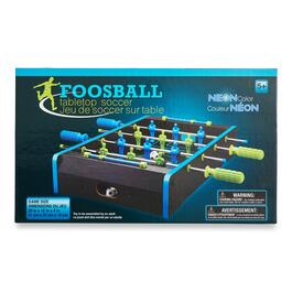 Foosball Tabletop Soccer Game