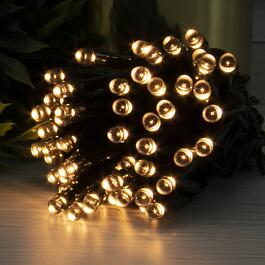 White LED String Lights - 1m