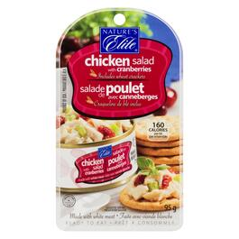 Nature's Elite Chicken Salad with Cranberries - 95g