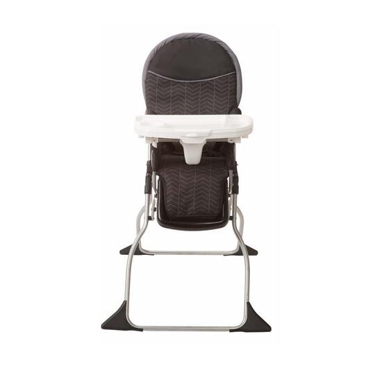 Cosco Simple Fold Plus High Chair - Black Arrow