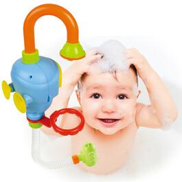 Bath Buddies Spinning Diver and Funnel Toy