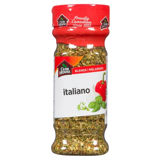 Club House One Step Blends Italiano Seasoning - 123g