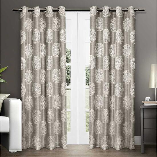 Exclusive Home Akola Curtains - 96in.