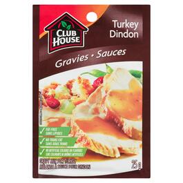 Club House Gravy Mix for Turkey - 25g