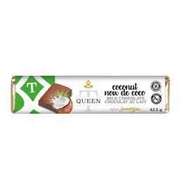 Lamontagne Queen T Coconut Chocolate Bar - 43g