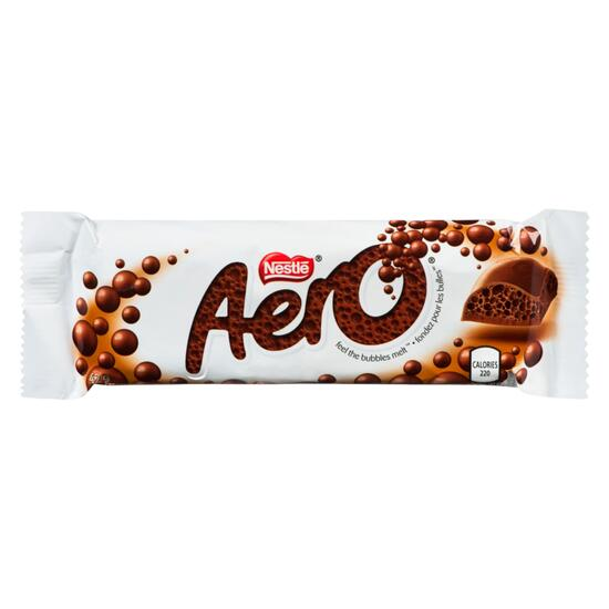 Nestle Aero Chocolate Bar - 42g