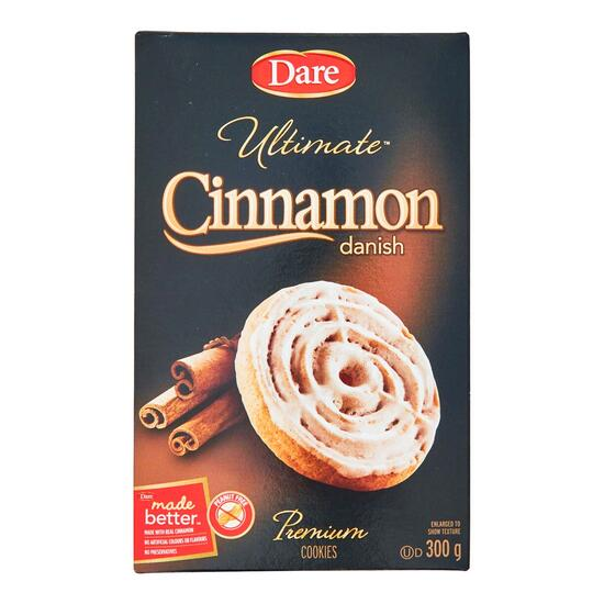 Dare Ultimate Cinnamon Danish Cookies - 300g