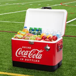 Coca Cola Classic Ice Chest - 51L