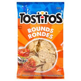 Tostitos Bite Size Rounds White Corn Tortilla Chips - 295g