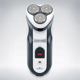 Rechargeable Black Cordless Shaver